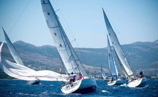Easter regatta.                                       Dates: from 27  March to 03 Apr