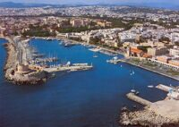 Voyage across Greek islands