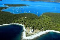 Sailing expedition to islands of Croatia